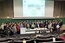 100 young chemists of the Royal Chemical Society of Belgium gathered at the UNamur, a record participation!
