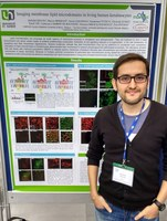 Best poster prize for NARILIS post-doc researcher, Abdallah Mound, at the 13th Meeting of the E2BRN