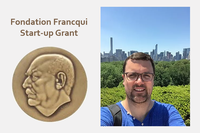 "Cell biologist Prof. Henri-François Renard awarded a ""Francqui Start-up Grant"" of 200.000 EUR"