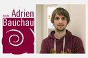 François-Xavier Stubbe awarded the Adrien Bauchau Prize for his outstanding master thesis in molecular genetics