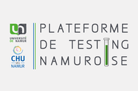 Joint efforts of UNamur and CHU UCL Namur to drive one of the 8 new Belgian Covid-19 testing platforms