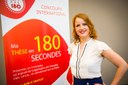 """NARILIS researcher Delphine del Marmol finalist at the international competition """"My thesis in 180 seconds"""""""