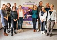 NARILIS researchers joined forces at the Relais pour la vie