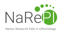 The Namur Research Pole in Infectiology (NaRePI) adopts its own logo!