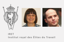 Two NARILIS veterinarians, Claire Diederich and Benoit Muylkens, awarded the title of « Lauréat du travail »